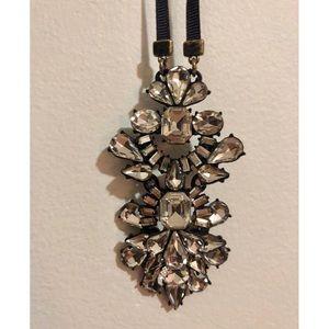 Baublebar long pendant necklace